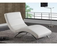 beyaz dinlenme koltugu